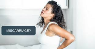 light cring early pregnancy do mild crs bleeding and lower back pain indicate miscarriage