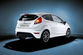 fast looking fords for all sporty new st line launched for fiesta