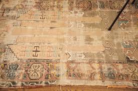 3x4 antique turkish prayer rug