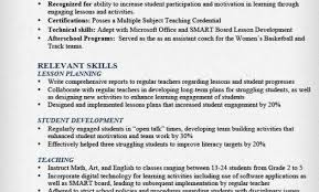 new type of resume four types of resumes different resume types reverse