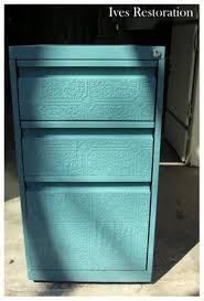 Teal File Cabinet 14 Best Refurbish File Cabinets Images On Pinterest Furniture