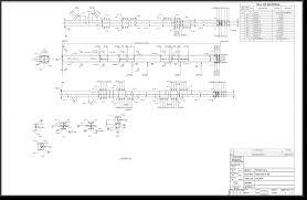 e plan plan shop drawing sles jku detailing
