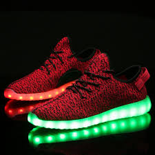 led light up shoes for adults amazon com cayanland led light up shoes fashion sneaker for men