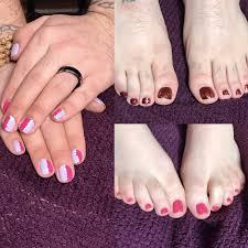 nail spa west seattle glamour nail salon