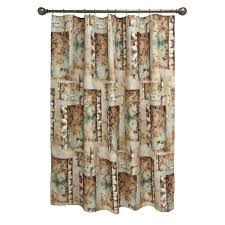 Shower Curtain Contemporary Rustic Shower Curtains Moose Bear U0026 Pinecone Designs
