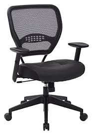 Space Seating | amazon com space seating professional airgrid dark back and padded