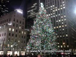 2017 rockefeller center christmas tree lighting date official