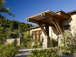 Attached Carports San Francisco Attached Carport Plans Exterior Contemporary With