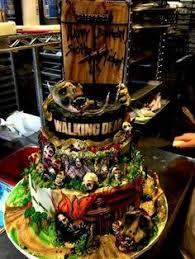 walking dead cake ideas the walking dead cake ideas the walking dead birthday cake