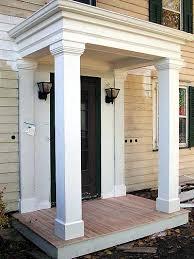 side porch designs my favorite simple side porch design pinteres