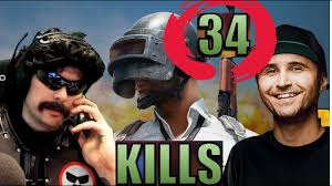 pubg twitch pubg twitch game doc s 34 klll game on pubg with grimmmz and