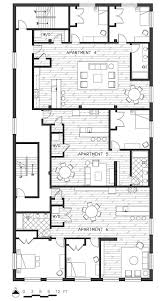 4 Unit Apartment Building Plans Luxury Apartment Complex Deepti Padiyar Presentation Drawing E2