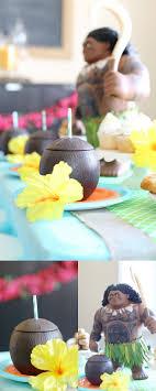 luau birthday party disney moana luau birthday party see craft