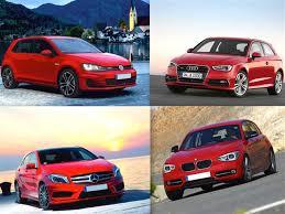 audi a3 vs mercedes a class audi a3 vs bmw serie 1 vs mercedes classe a vs volkswagen golf