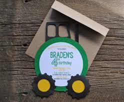 best 25 tractor birthday invitations ideas on pinterest farm