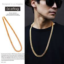 necklace length men images Honkakuha rakuten global market b of hip hop street of fashion jpg