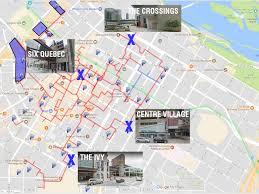 Minneapolis Neighborhood Map Minneapolis Condos Connected To The Skyway Homesmsp
