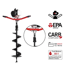 amazon com southland sea438 one man auger with 43cc 2 cycle