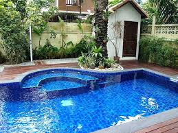 how much does it cost to install an inground pool small swimming