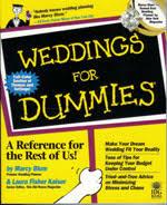 weddings for dummies books fisher kaiser