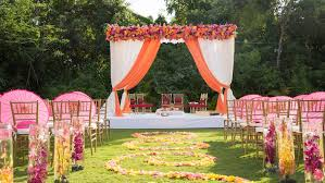indian wedding planners nyc colorful destination indian wedding in playa mexico