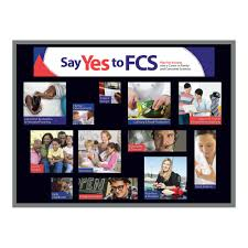 yes to fcs bulletin board kit