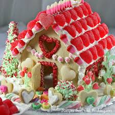 Valentine Home Decorations Valentine U0027s Day Sugar House That U0027s My Home