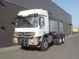 mercedes prime mover mercedes 4061 slt heavy load truck tractor used nl hfsp 2119 ak
