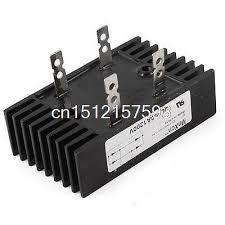 redresseur de canapé 100amp 1200 volts 4 pins 1 phase diode pont redresseur ql100 type