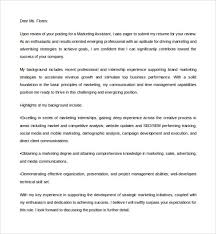 advertising sales assistant cover letter cover letter for sales