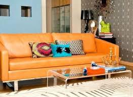 Orange Sofa Living Room Ideas Orange Sofa Living Room Ideas Nurani Org