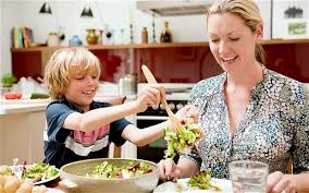 Kids Eating Table 10 Ways To Teach Your Child To Eat Well Telegraph