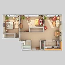 Arlington House Floor Plan Independent Living Floor Plans The Virginian