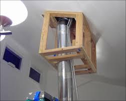 kitchen flush cooker hood ceiling mount vent a hood ceiling hood