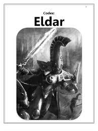 eldar codex v 9 pdf infantry military technology