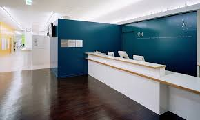 Doctor Clinic Interior Design San Ai Clinic Color And Signage Design Segd