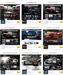 auto repair template car repair theme gridgum