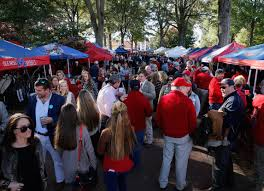 halloween city auburn al pain and progress at ole miss 48 hours in the grove