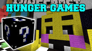 minecraft five night u0027s at freddy u0027s office hunger games lucky