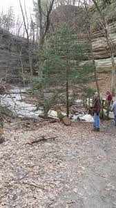Starved Rock State Park Trail Map by Hike Starved Rock March 19 2015 St Louis Aurora Sac And