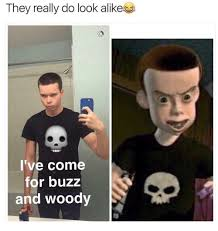 Buzz And Woody Memes - they really do look alike i ve come for buzz and woody dank meme