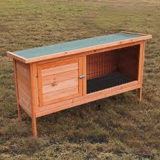 Rabbit Hutch Indoor Large Outdoor Napoli 4ft Large Single Tier Rabbit Hutches For Pet House