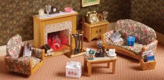 Sylvanian Families Sylvanian Families Shop London - Sylvanian families luxury living room set