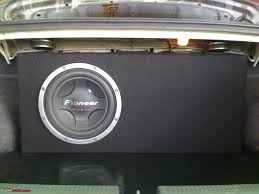 pioneer photo box pioneer 12 subwoofer box dimensions due to a creative enclosure