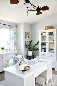 Home Desk Furniture by Best 25 White Office Ideas On Pinterest White Office Decor