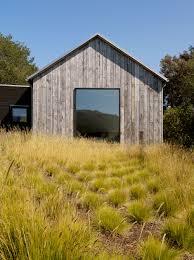 Modern Barn House Landscape Designer Janell Denler Hobart Planted A Low Water