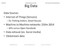 big data class digital marketing class big data