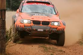 bmw rally off road toyota clinches second successive sa off road championship