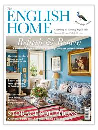 English Home Design Magazines The English Home The Chelsea Magazine Company Shop