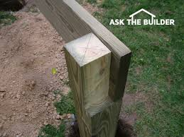 building a deck ask the builderask the builder